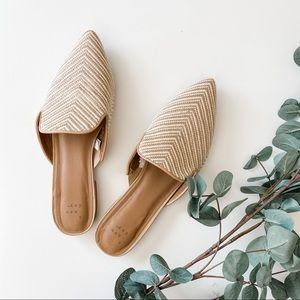 A New Day Rachel Slip On Mules